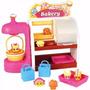 Shopkins Stand Panadería +2 Figuras Nenas Tv