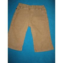 Pantalon Grisino De Corderoy- Talle Super Chiquito, Impecabl