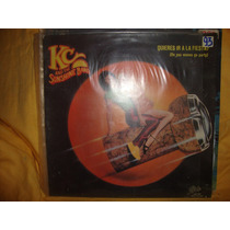 Vinilo Kc And The Sunshine Band Quieres Ir A La Fiesta P1