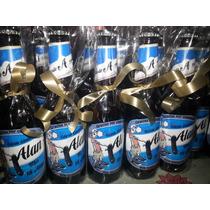 Souvenir Personalizados Botellas Con La Bebida Que Gustes