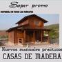 Libro Tecnico Casas De Madera Mega Pack