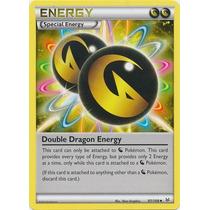 Cartas Pokemon Energia Doble Double Dragon Nearmint