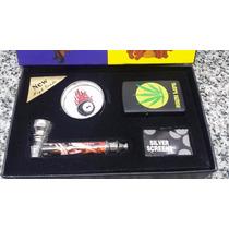Kit Fumador Pipa + Encendedor + Picador + Repuestos Pipa