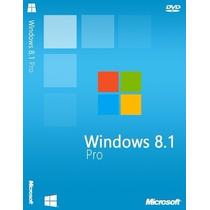 Windows 8.1 Pro Retail Licencia Original Español 32/64 Bits