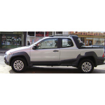 Fiat Strada Adevnture 1.6 Doble Cabina 54000km Gnc Impecable