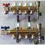Colectores Para Piso Radiante 2 Circuitos Completos