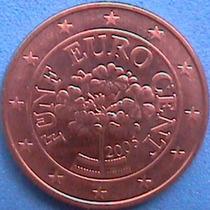 Austria 5 Eurocent 2005 ( Primula, Flor De Los Alpes). Spg
