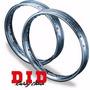 Aro Llanta Did Rodado 21x1.60 36r Aluminio Motospointracing