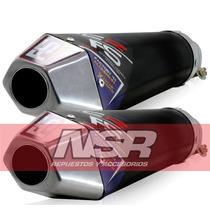 Escape T/spr Evo5 Honda Xr Tornado 250 Enduro Cross Nsr Moto