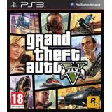 Gta V 5 Ps3 Digital Grand Theft Auto * Mercadolider *