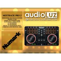 Controlador Numark Mixtrack Pro 2
