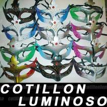 10 Antifaces Surtidas Mascaras Venecianas Careta Cotillon