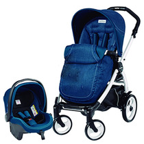 Cochecitos Bebe Perego Book Plus 51 Switch + Huevito Viaggio