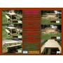 Mesas Y Bancos Plegables / Desplegables Quincho Patio Garage
