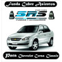 Funda Cubre Asientos De Cuero Eco P/ Chevrolet Corsa Classic