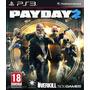 Pay Day 2 * Ps3 * Digital * Playstation 3 * Tenelo H O Y!!!!