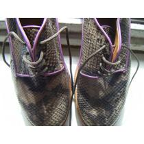 Zapatos Acordonados American Pie Dama