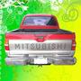 Calco Mitsubishi De Porton L200