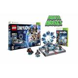 Lego Dimensions X Box 360 Starter Pack  En Monster Market