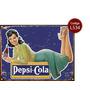 Cartel De Chapa Publicidad Pepsi Cola No Es Vinilo