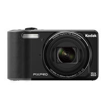 Camara Digital Kodak Fz151 Video Hd 16mp Zoom 15x Lcd 3 Blk