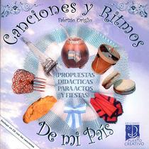 Canciones Y Ritmos De Mi País