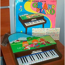 Antiguo Piano Juguete Made In Japan. Impecable Mercadoenvios