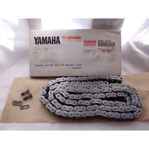 Cadena Yamaha Oring Original 428 X 118 Ybr Cg Titan 125 150