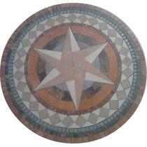 Roseton Porcelanato Estrella (guardas Mallas Bachas)