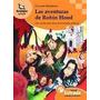 Libro Las Aventuras De Robin Hood Estrada Azulejos Infantil