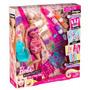 Barbie Salon Colores Y Diseño Original Mattel Tv