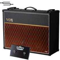 Vox Ac30 Vr + Pedal Footswich Amplificador Guitarra Combo