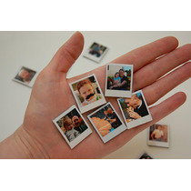 36 Fotos Imán Super Mini Polaroid 4,5x3,5cm-souvenir Regalo