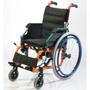 Silla De Ruedas Aluminio Pediátrica Multicolor | Care Quip