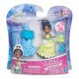 Muñeca Princesa Mini Tiana Con Accesorios Original Hasbro