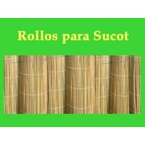 Rollo Sucot Esterilla Sukot Envío Belgrano Nuñez S/c