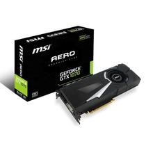 Placa Video Nvidia Msi Gtx 1070 Aero Oc 8gb Gddr5 - Tricubo
