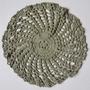 Carpetita Tejida Al Crochet