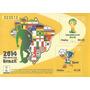 2014 Deporte- Fútbol- Copa Del Mundo Brasil - Malta