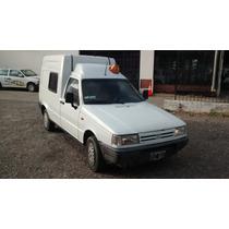 Fiat Fiorino 1.7 Mod 1995 Furgon $45.000 + Cuotas En Pesos!!