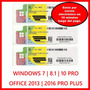 Windows 10 Professional I Windows 7 | 8.1 | Stock Ya,oferta