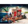 Super Fortaleza De Piratas Playmobil - Art. 6146 - +4 Años