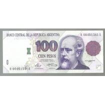 Argentina 100 Pesos Convertibles Murolo Fernandez Bot 3074