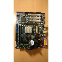 Mother Asrock 775i65g+celeron 2,66+512 Gb Ram Funciona Ok