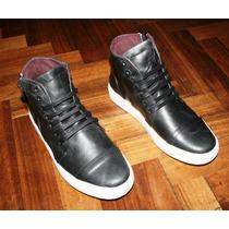 Tascani Modelo Fortu Negro Diol Borcego Cierre No Adidas