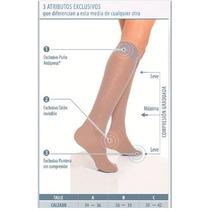 Media Descanso Terapeutica Mujer Compresión 8-15 Silvana