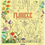 Florece Relajate Coloreando Libro Para Pintar Colorear