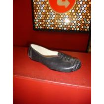 Zapatos Cuero Corre Lola Art 105 $ 299 Solo Talle 39