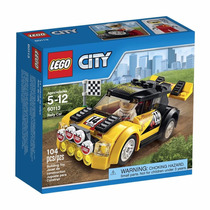 Educando Lego City Auto De Rally 60113