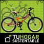 Bicicleta Aurora Niños Rodado 20 Nas-bike De 6 A 9 Años